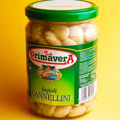 カンネリーニ(白いんげん豆水煮)