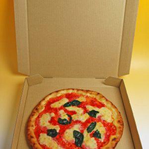ピザケース使用例