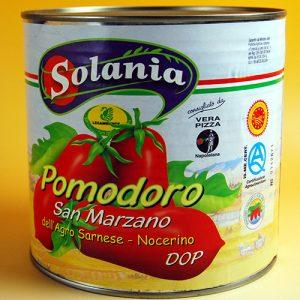 サンマルツァーノ原種ホールトマト